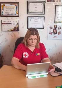 Tablete de la STS pentru voluntarii de la Crucea Roșie
