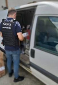 Captură impresionantă făcută de polițiștii olteni