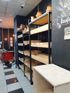 Magazinul 'Unirea' închis înainte de inaugurare