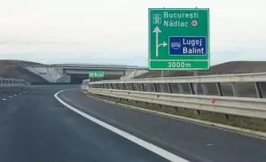 Atenție, șoferi! Se închide traficul pentru 24 de ore pe un segment al A1