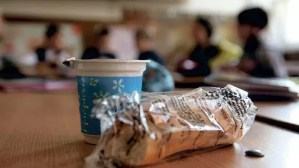 BĂTAIE DE JOC Peste 600 de tone de lapte destinat programului 'Laptele şi cornul' zac într-un depozit