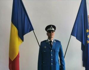 """Sublocotenentul Găman Darius Andrei, """"adoptat"""" de Inspectoratul de Jandarmi Judeţean Olt"""