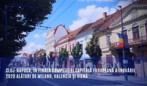 Un oraș din România în finala pentru titlul de capitală europeană a inovării