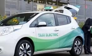 INEDIT - Primăria vrea ca o parte din taxiurile din oraș să fie electrice