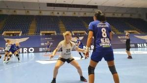 Handbal: CSM Slatina pierde în fața formației CSM Bucureşti