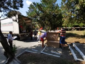 Școlile din Balș au primit dezinfectanți de la Primărie