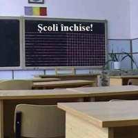 DECIZIE: Toate școlile din Olt vor fi închise