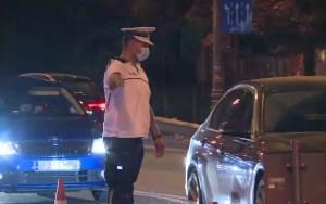 Polițiștii s-au DEZLĂNȚUIT: razie cu SUTE de amenzi și zeci de permise reținute