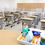 11 unităţi şcolare din județul Vâlcea încep de luni cursurile online, după ce numărul de îmbolnăviri cu SARS-CoV-2 a crescut