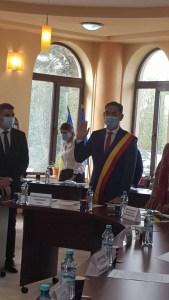 Emil Moț a depus jurământul!
