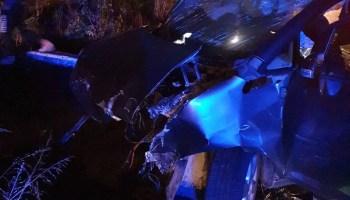 accident Accident cu două victime, în Mărunței