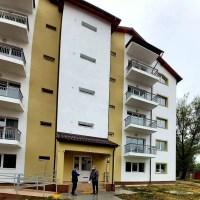 Apartamentele pentru medici, din Slatina, au fost recepționate