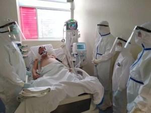 Prefectul: Nu mai sunt locuri la ATI pentru pacienţii cu COVID-19