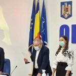 Marius Oprescu și noii consilieri județeni au depus jurământul de investire