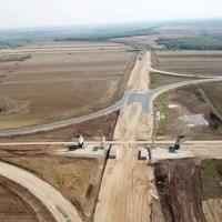 Lucrările la Drumul Expres Craiova-Slatina-Pitești au fost ACCELERATE