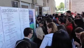 olt-somaj Mai mulți șomeri în Olt
