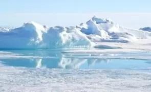 DEZASTRU PLANETAR Banchiza arctică a ajuns la cea mai mică suprafață a sa din istoria măsurătorilor