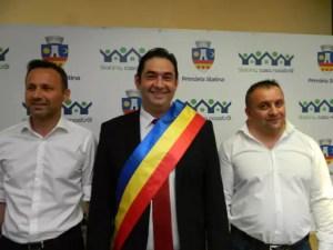 La Slatina, Emil Moț preia cel de al II lea mandat