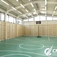 7 localități din Olt vor avea săli de sport construite de CNI