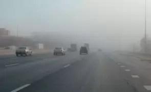 Ceață în Olt și alte 10 județe