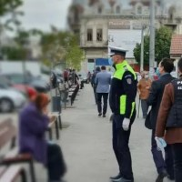 Olt: Slatina -singura localitate în COD ROȘU