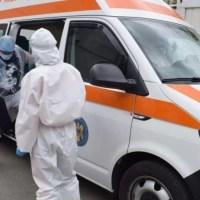 OLT: 16 localități cu rata de infectare crescută a cazurilor COVID