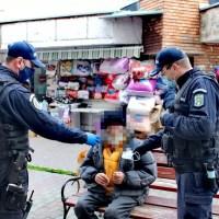 Jandarmii au făcut prăpad în Olt, weekend-ul trecut