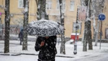 zapada ALERTĂ METEO - ninsori, lapoviță și ploaie până sâmbătă