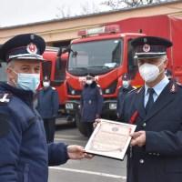 Șase pompieri se despart de ISU Olt