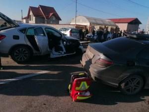 Accident cumplit în localitatea Oboga