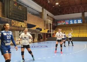 Handbal: SCM Râmnicu Vâlcea-CSM Slatina 22-19