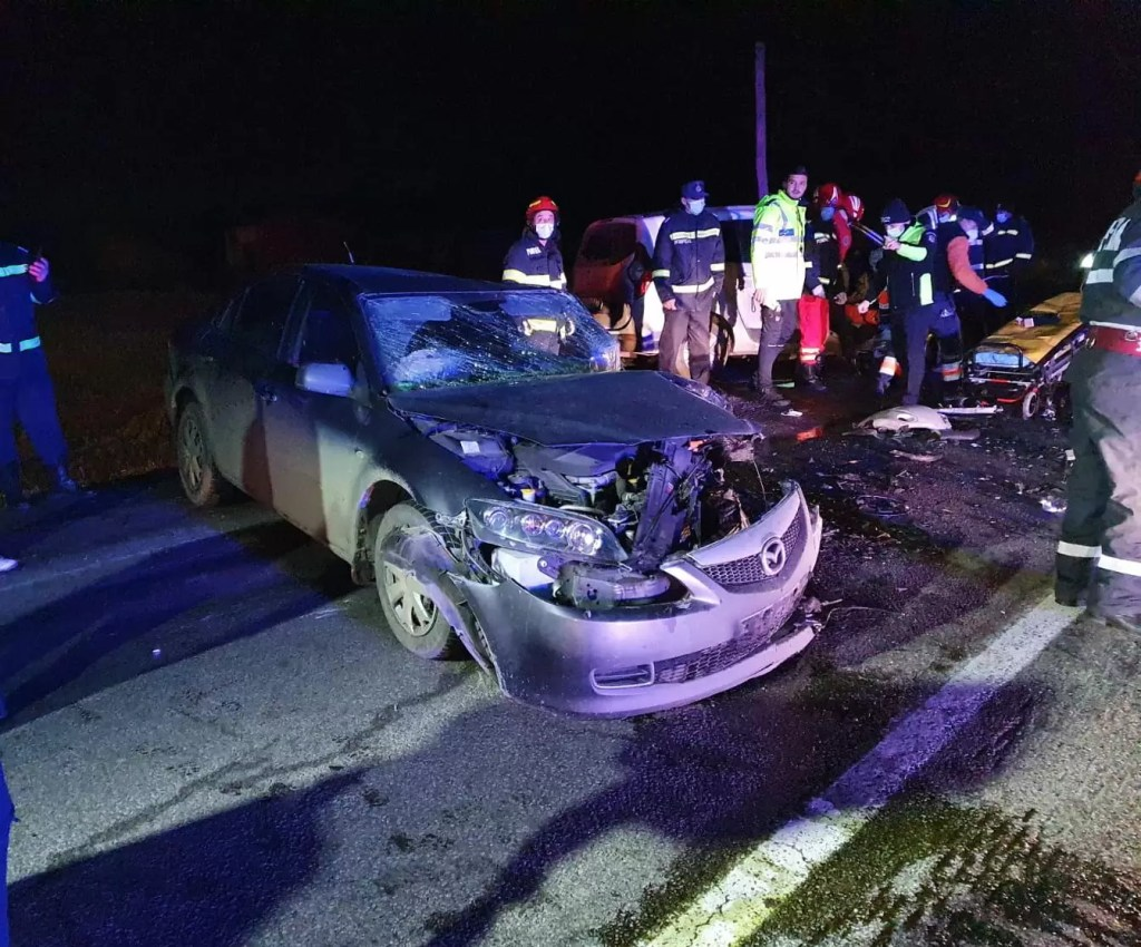 Ganeasa accident grav