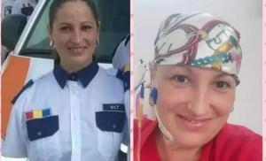 O asistentă medicală de la Ambulanță are nevoie de ajutor