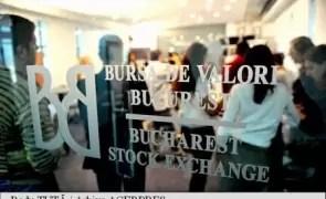 BVB încheie şedinţa de tranzacţionare cu un rulaj de aproape 2,8 miliarde de lei