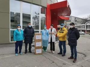 Rotary- o nouă donație pentru SJU Slatina