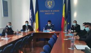 Inspectoratul Judeţean de Jandarmi Olt, la ora bilanțului