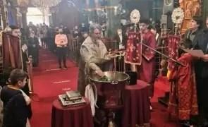 Petrecere de botez cu peste o sută de persoane, întreruptă de poliţişti şi jandarmi