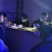Petrecere cu polițiștii la ușă, în Slatina
