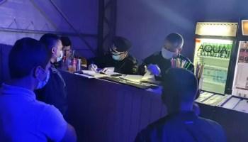 politisti-club Mărunţei: Petrecere privată, întreruptă de poliţişti