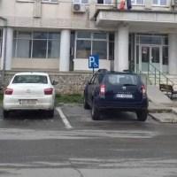 Se lucrează la o nouă parcare în Slatina