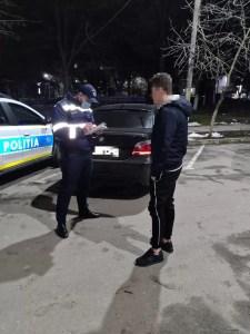 COVID-19: Polițiștii olteni, cu ochii pe cetățenii certați cu legea