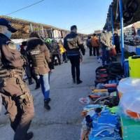 Comercianții din Piața Agroalimentară Osica de Sus luați la bani mărunți de oamenii legii