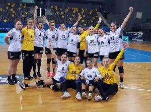 Handbal: CSM Slatina, victorie contra formației CSM Galaţi, scor 25-19