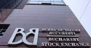 Bursa de la Bucureşti a închis în creştere şedinţa de tranzacţionare de luni