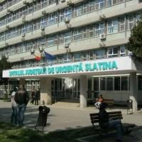 Două secții din SJU Slatina rămân închise