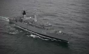Militarii români îl caută cu disperare pe marinarul dispărut în Marea Neagră