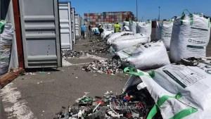 Șeful Gărzii de Mediu: Infracţionalitatea de mediu a crescut. Toate containerele care intră în România sunt verificate