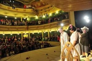 Pe scena teatrului din Caracal revin mari actori. Festivalul ''Ștefan Iordache'' stă să înceapă