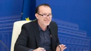 """Florin Cîțu: """"Vaccinarea e singura soluție pentru depășirea pandemiei. It is that simple!"""""""