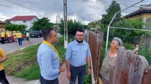Liviu Voiculescu îl susține pe Marius Aliman, candidatul PNL Olt pentru Primăria Deveselu